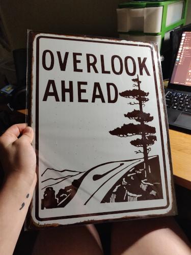 Overlook Ahead